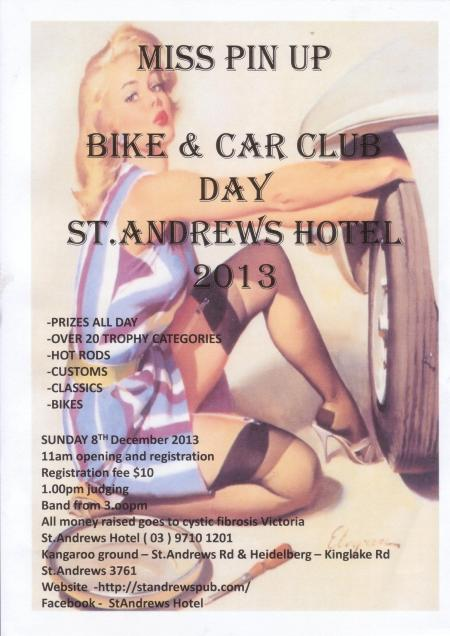 BIKE & CAR DAY